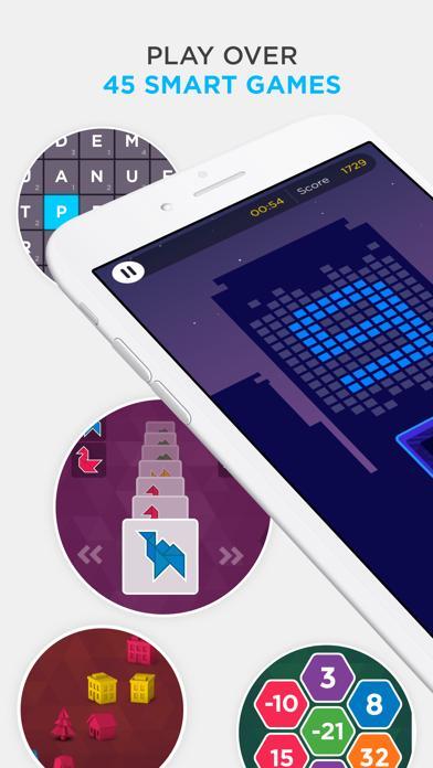 Peak - Brain Training screenshot 1