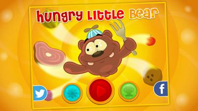 Hungry Little Bear iPhone Screenshot