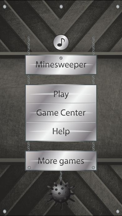 Minesweeper Professional Mines iPhone Screenshot