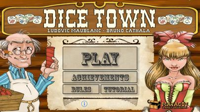 Dice Town Mobile iPhone Screenshot