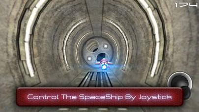 Tunnel Trouble 3D iPhone Screenshot