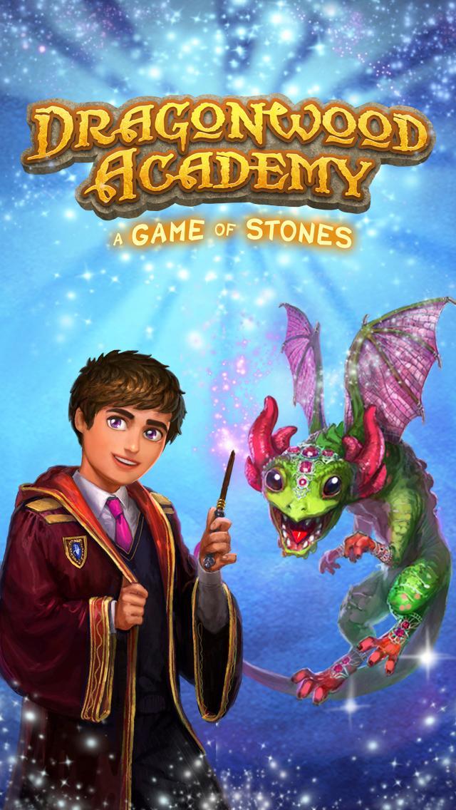 Dragonwood Academy: A Game of Stones screenshot 1