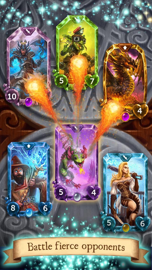 Dragonwood Academy: A Game of Stones screenshot 3
