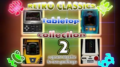 Retro Classics: Tabletop Collection 2 iPhone Screenshot