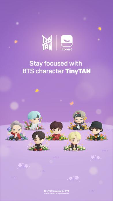 Forest: Stay focused, stop phubbing iOS