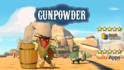 Gunpowder iPhone Screenshot