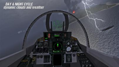 F18 Carrier Landing II Pro screenshot 2