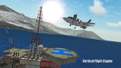 F18 Carrier Landing II Pro screenshot 3