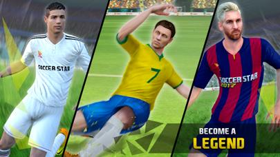 Soccer Star 2016 World Legend iPhone Screenshot