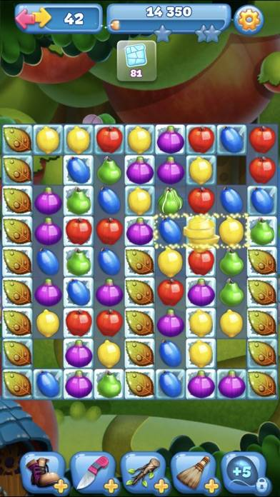 Fruit Land iPhone Screenshot