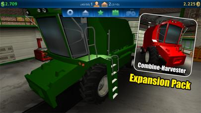 Farm FIX Simulator 2014 iPhone Screenshot