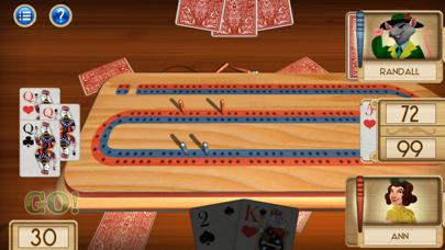Aces Cribbage iPhone Screenshot