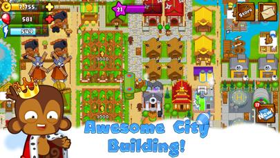 Bloons Monkey City iOS