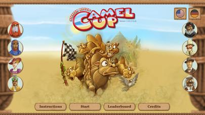 Camel Up iPhone Screenshot