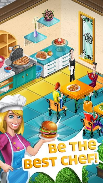 Chef Town: Cook Farm & Expand iPhone Screenshot