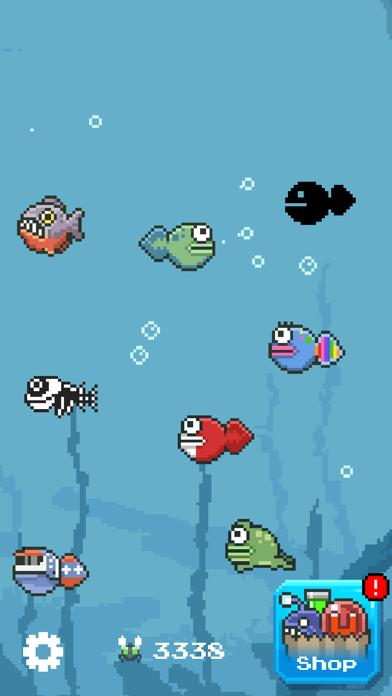 Tadpole Tap iPhone Screenshot