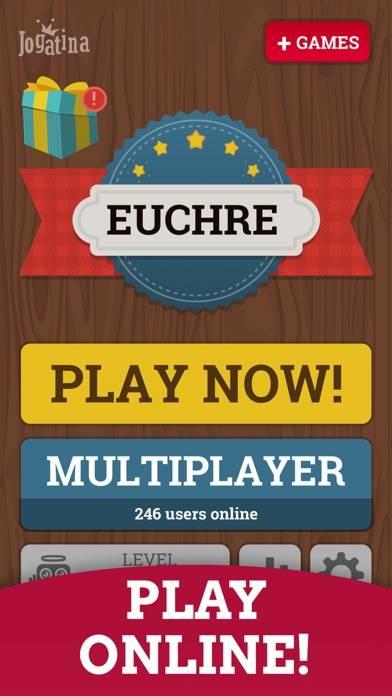 Euchre Free! screenshot 2