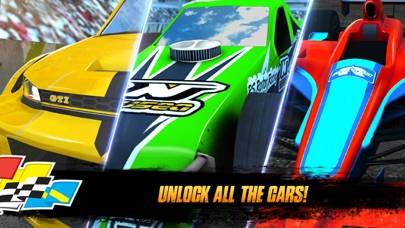 Daytona Rush iPhone Screenshot