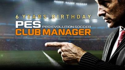 PES CLUB MANAGER iPhone Screenshot