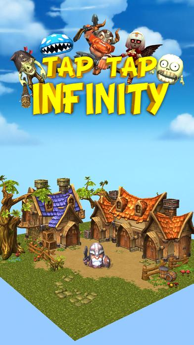 Tap Tap Infinity iPhone Screenshot