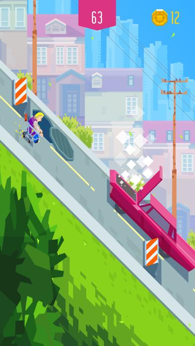 Downhill Riders iPhone Screenshot