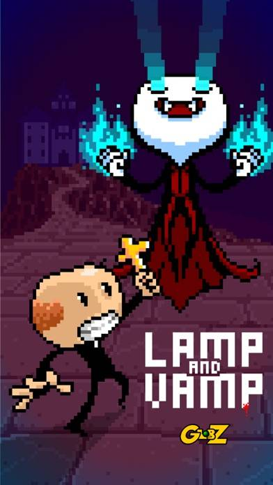 Lamp And Vamp iPhone Screenshot