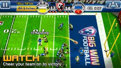Big Win Football 2015 iPhone Screenshot