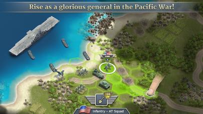1942 Pacific Front iPhone Screenshot