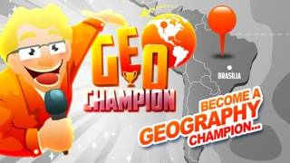 GeoChampion iPhone Screenshot