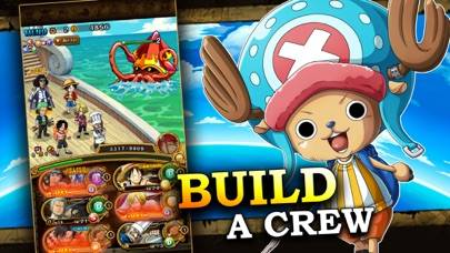 ONE PIECE TREASURE CRUISE iPhone Screenshot