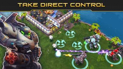 Dawn of Steel iPhone Screenshot