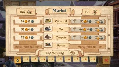 Merchants of Kaidan iPhone Screenshot