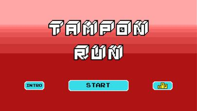 Tampon Run iPhone Screenshot