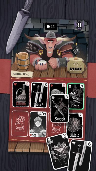 Card Crawl screenshot 1