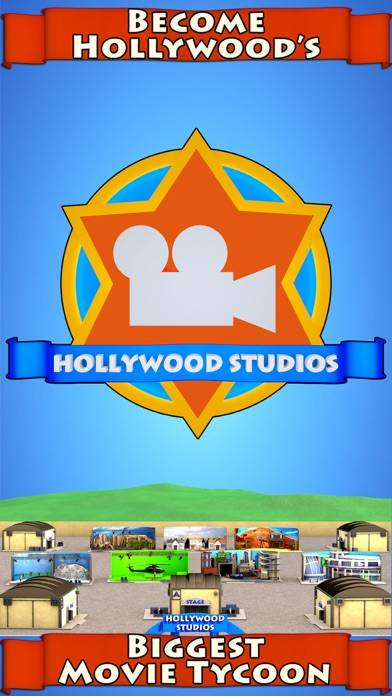 Hollywood Studios iPhone Screenshot