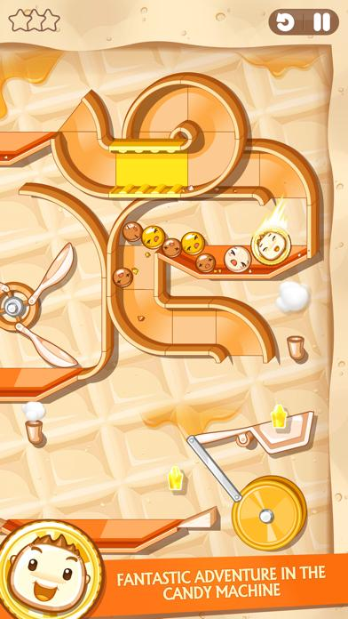 Rolling Coins: Candy Machine iPhone Screenshot