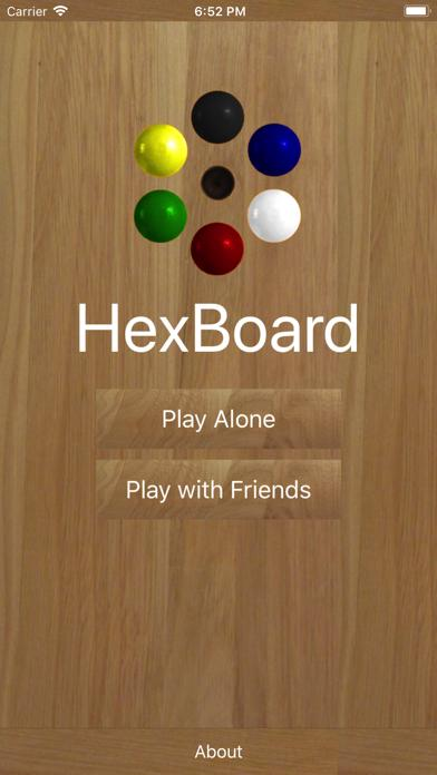 HexBoard iPhone Screenshot
