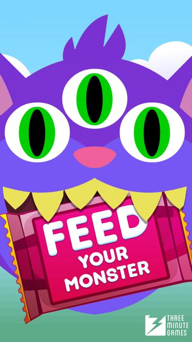 Feed Your Monster! iPhone Screenshot
