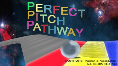 Perfect Pitch Pathway iPhone Screenshot