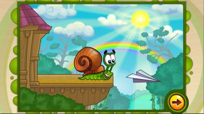 Snail Bob 2 iPhone Screenshot