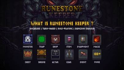 Runestone Keeper iPhone Screenshot