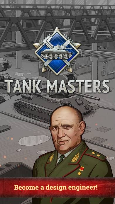 Tank Masters iPhone Screenshot