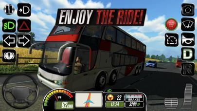 Bus Simulator 2015 iPhone Screenshot