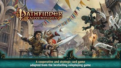 Pathfinder Adventures iPhone Screenshot