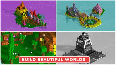 Blox 3D World Creator screenshot 1