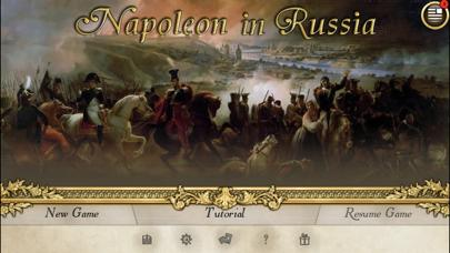 Napoleon in Russia iPhone Screenshot