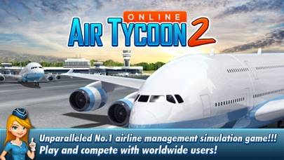 AirTycoon Online 2 iPhone Screenshot