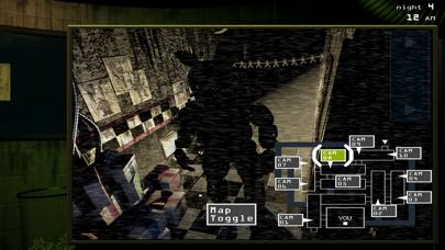 Five Nights at Freddy's 3 iPhone Screenshot