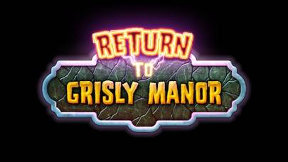 Return to Grisly Manor iPhone Screenshot