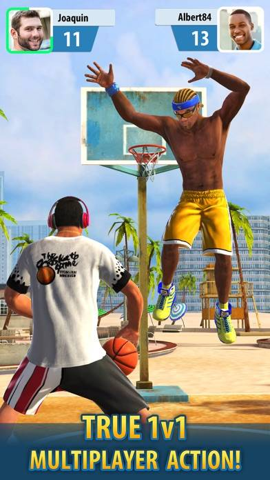 Basketball Stars™ iPhone Screenshot